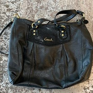 Coach Crossbody Tote Authentic!